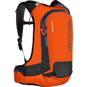 """Ortovox Free Rider 16 Backpack Crazy Orange"""